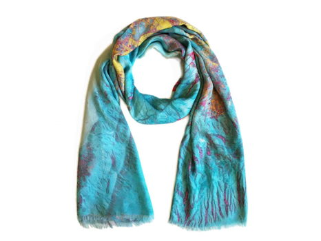 Drape Yourself in Style!  Cityzen by Azin Scarf