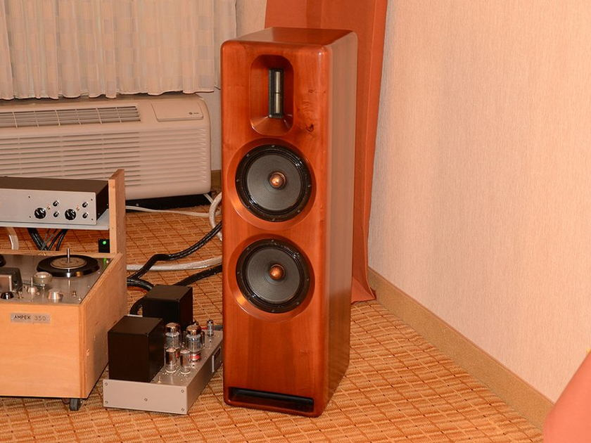 Sonist New     Concerto 4 97 db  efficient speakers!