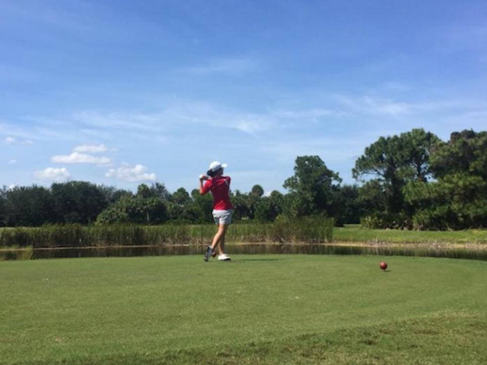 RENTERS BAY: Golf Coaching