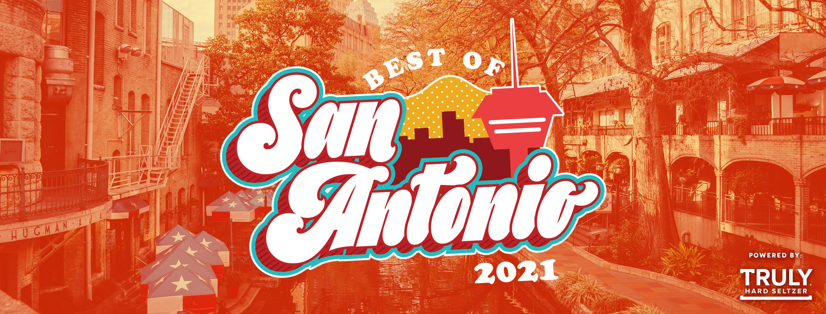 Welcome to Best of San Antonio® 2021, Celebrating San Antonio since 1990