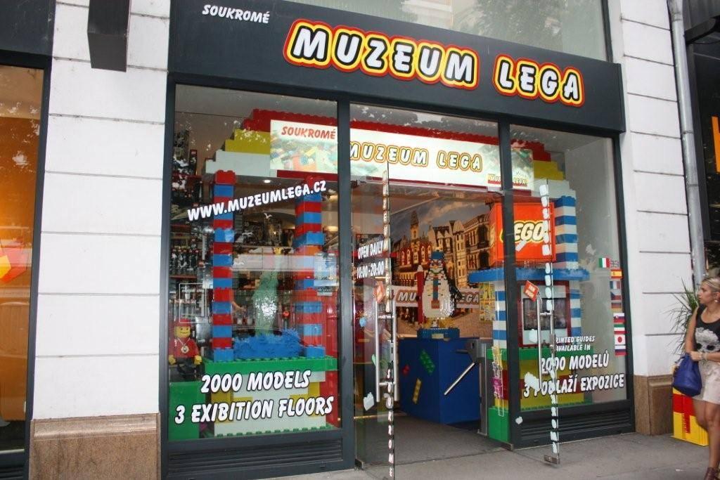 Czech Republic's LEGO Museum