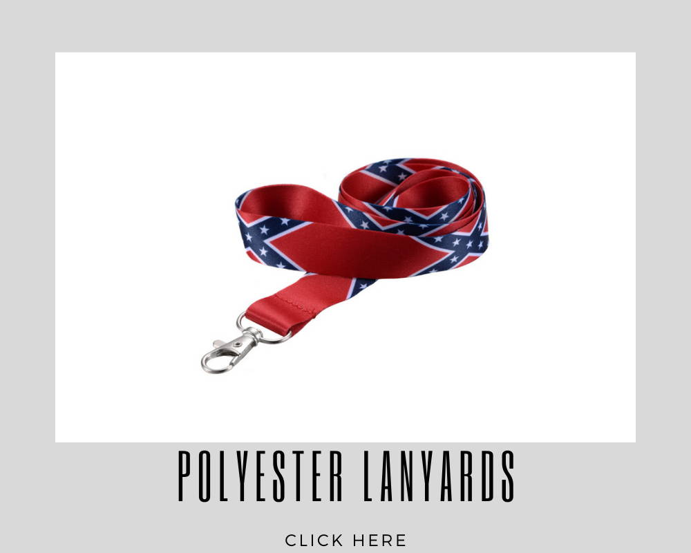 Polyester Custom Corporate Lanyards