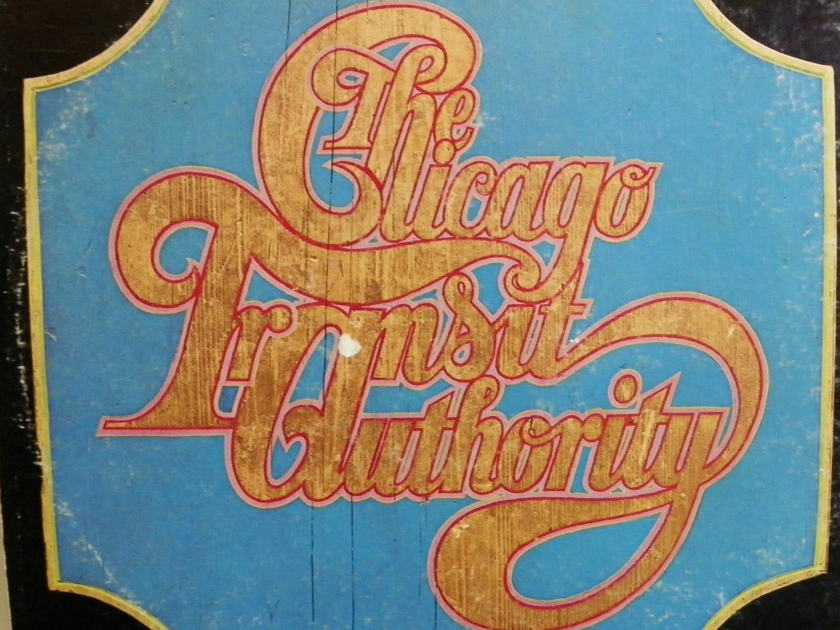 CHICAGO TRANSIT AUTHORITY - CHICAGO TRANSIT AUTHORITY NM Pressings