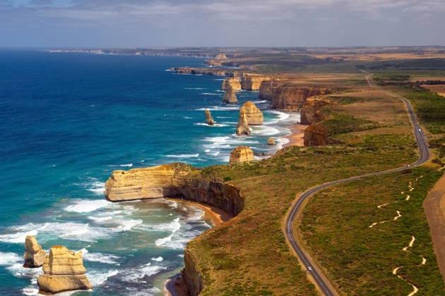 Поездка по Великой Океанской дороге