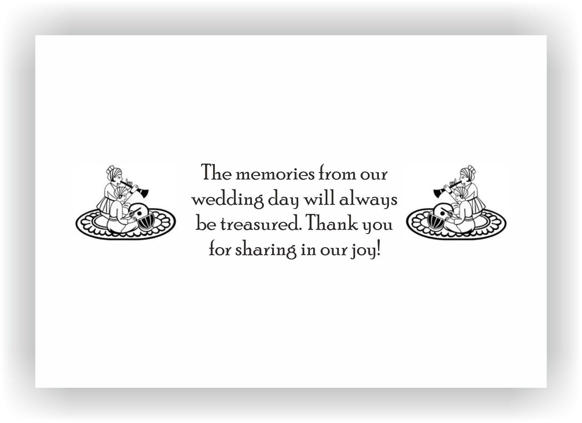 Wedding Return GiftsMessages