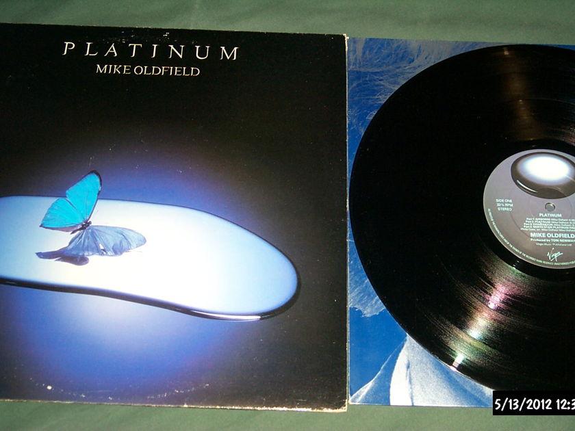 Mike Oldfield - Platinum Virgin UK LP NM
