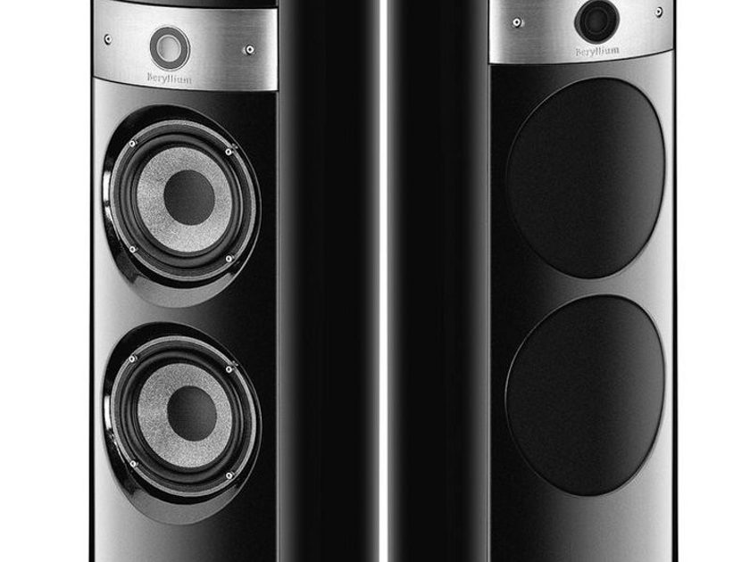 Focal  Electra 1028 Be-Gloss Black (Pair) **Trade-in**