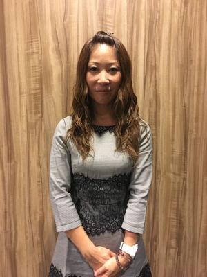 Naomi Nisiguchi from Tokyo