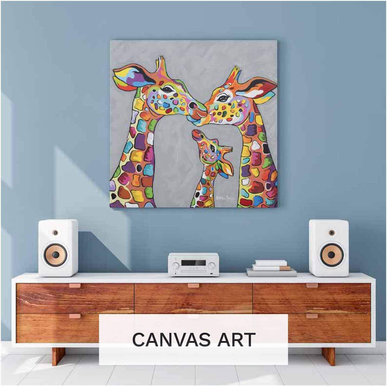 Steven Brown Art Canvas