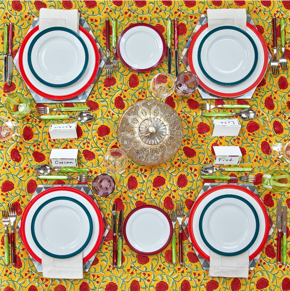 Photo of Fiesta Gloria Tablescape by LAY