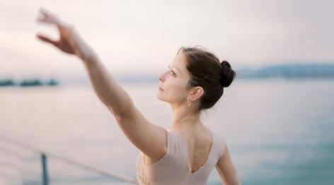 galina mihaylova, ballet zurich, dancer