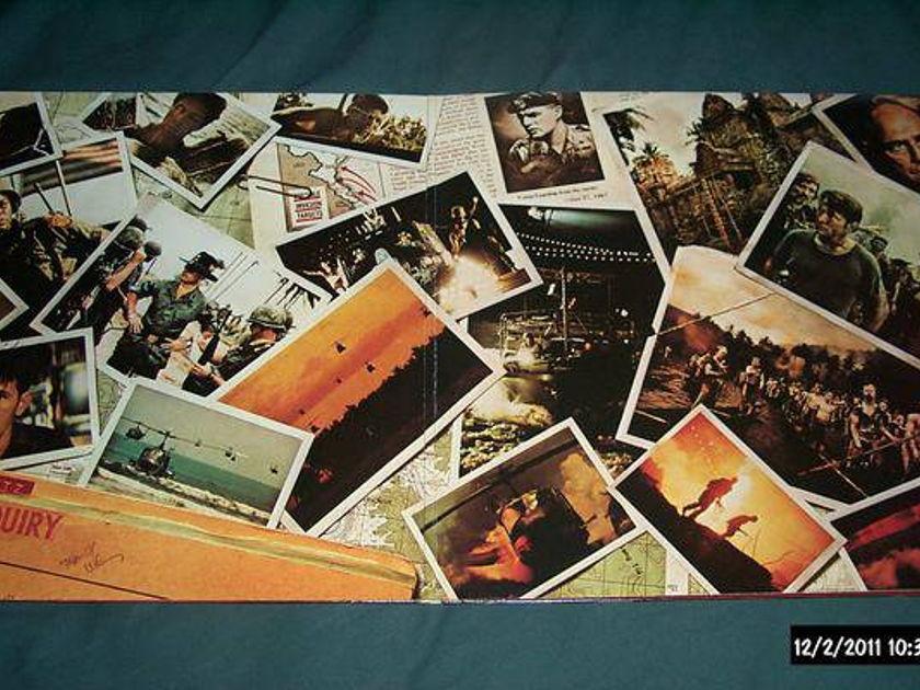 Soundtrack - Apocalypse Now 2 lp gatefold cover nm