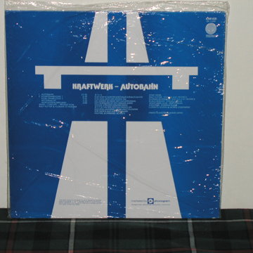"""Autobahn"" UK Import Still SEALED/NEW"