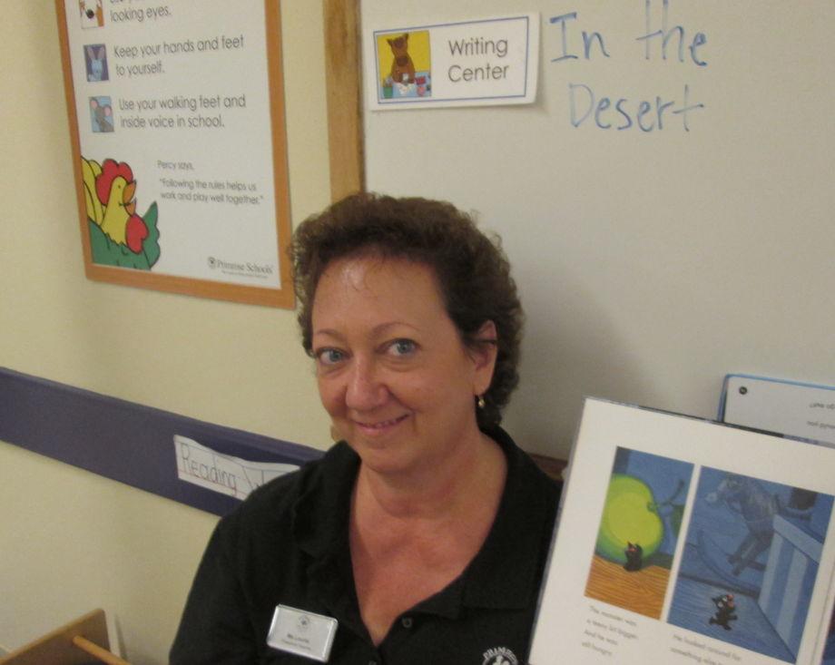 Ms. Linda Lauria , Associate Kindergarten Teacher