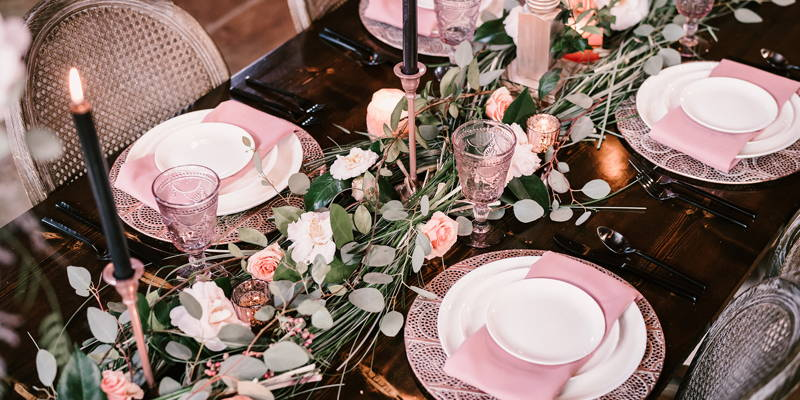 Styled Shoot Turned Launch Party to Kick Off South Carolina Expansion for Bustld