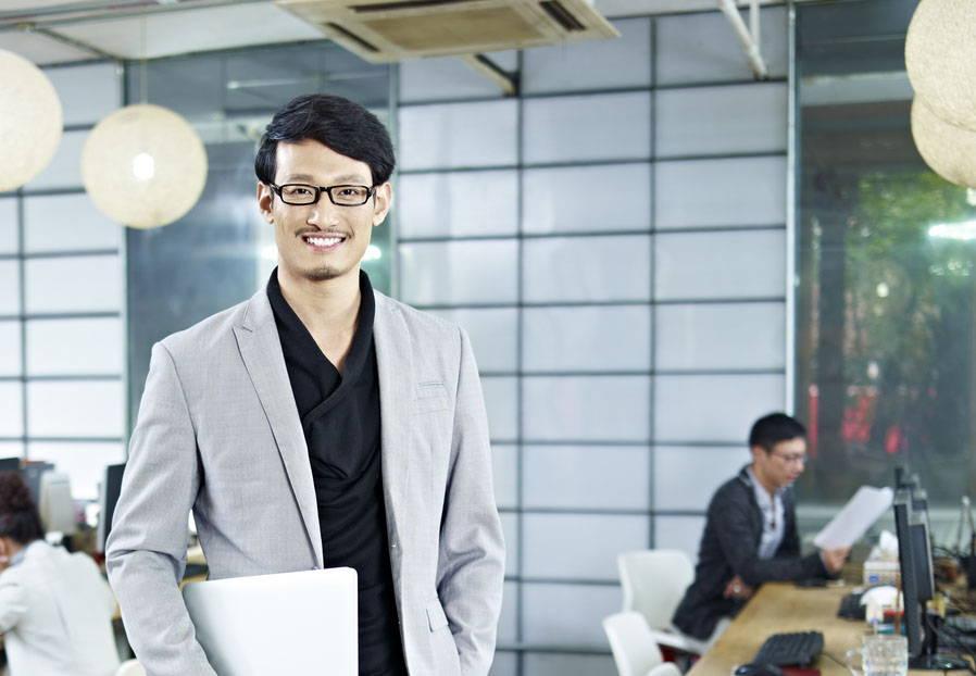 business buyer-seller matching service