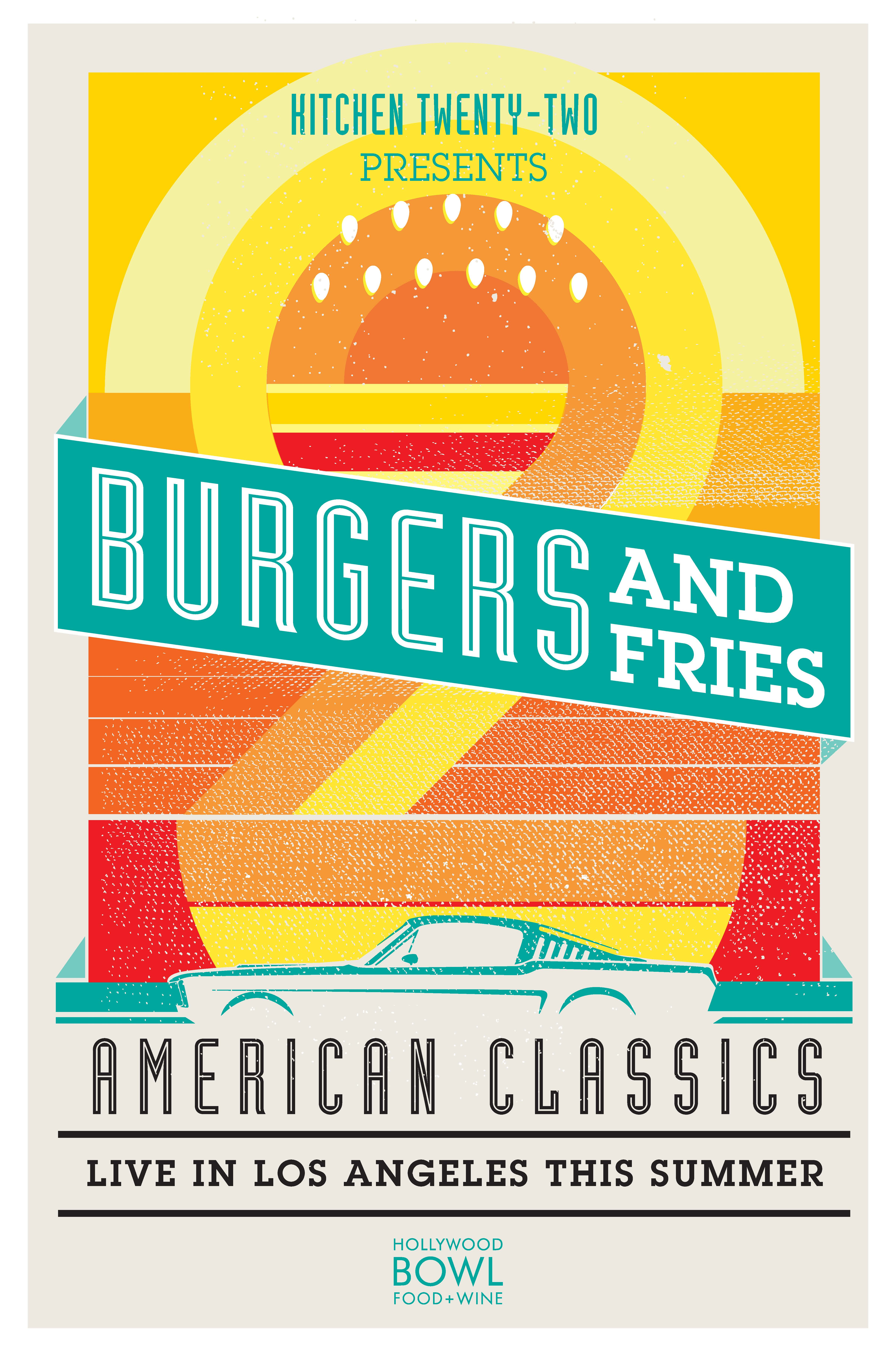 Burgers | Hollywood Bowl