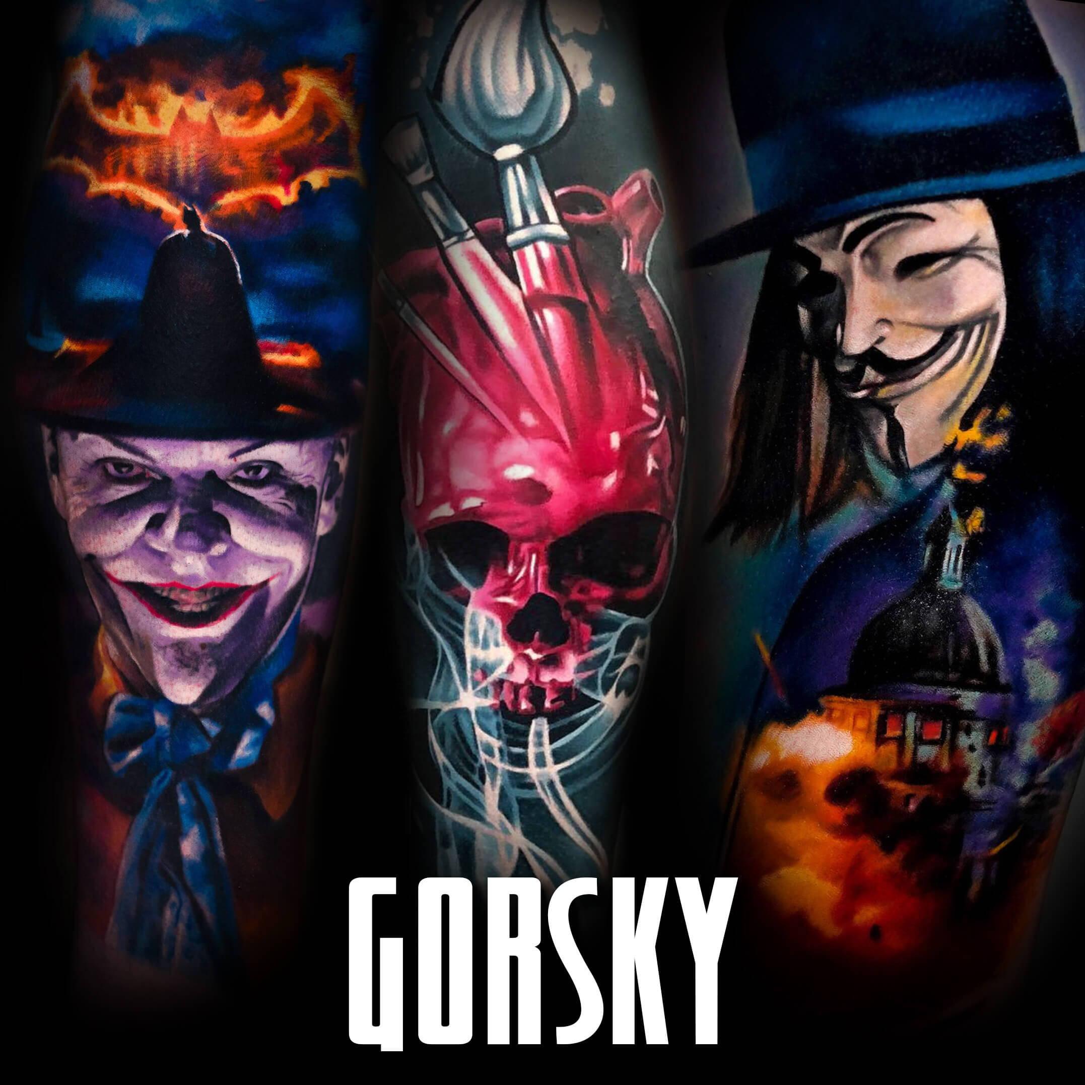 Gorsky Pro Series Set