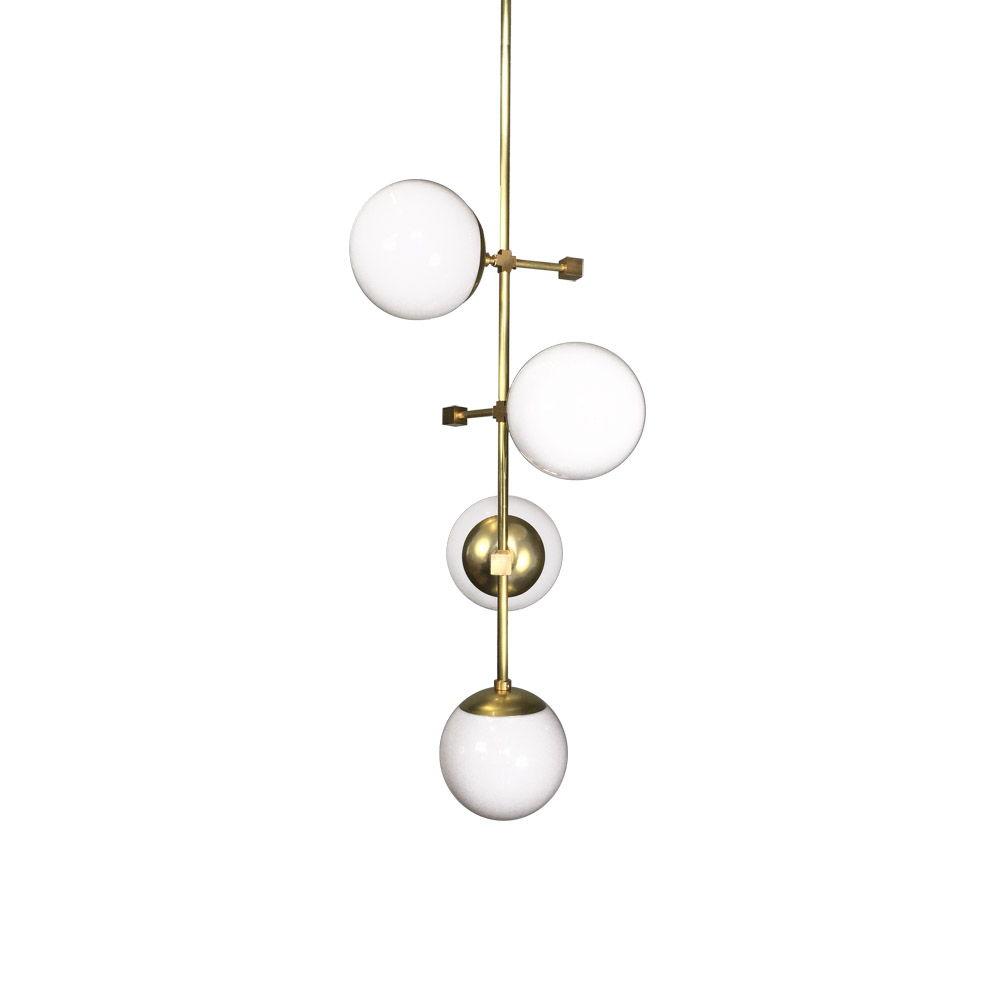 Vertical Deko Globe Chandelier Installation Guide