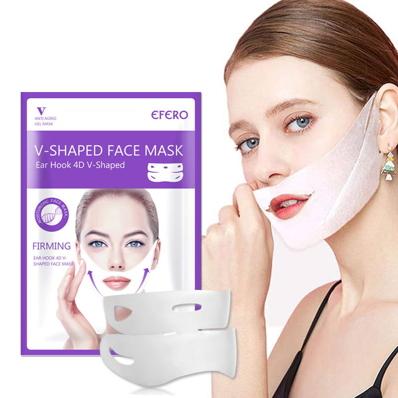 4D-DoubleV-Mask-Face-Lifting-Thin-Face-Gel-Lifting-tools-Ears-Women-Treatment-Victoramask-details-1
