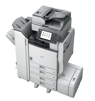 Browse our black and white photocopier machine products image