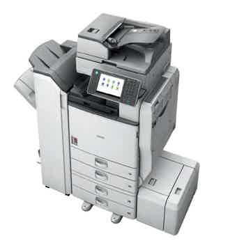Ricoh MP 4002