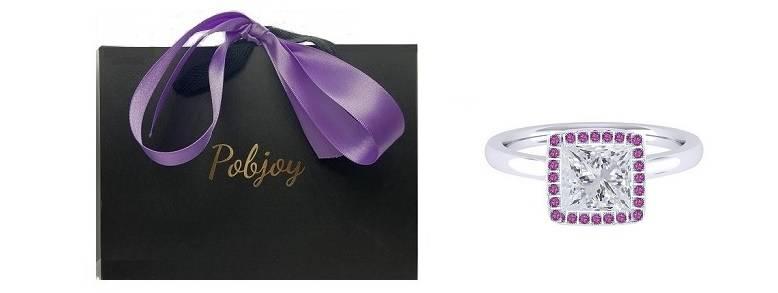 Bespoke diamond enaggament rings - Pobjoy Diamonds in Surrey