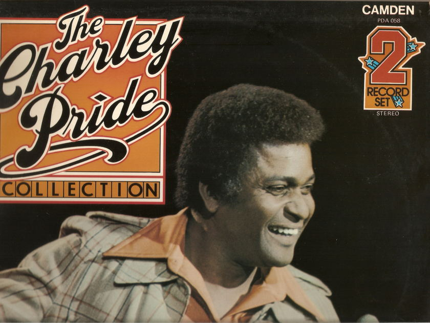 CHARLIE PRIDE - THE CHARLIE PRIDE COLLECTION