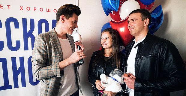 «Русское Радио» вручило квартиру слушательнице из Краснодара - Новости радио OnAir.ru
