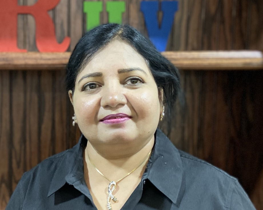 Shobha Goyal , Infant Teacher