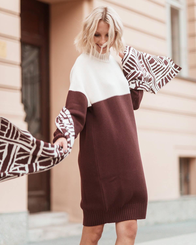 Organic cotton minimal summer dress