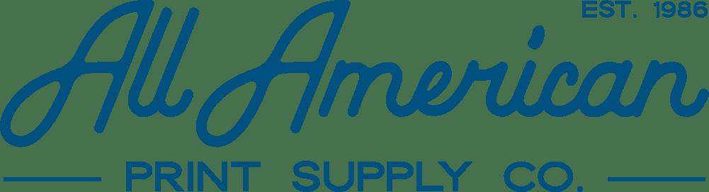 All American Print Supply Co Logo