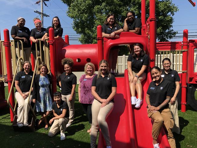 Our Inaugural Teaching Team!