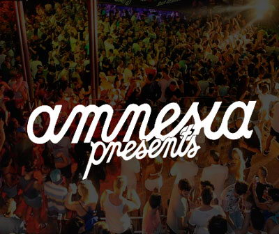 Amnesia Presents party at Cova Santa Ibiza, agenda, info and tickets