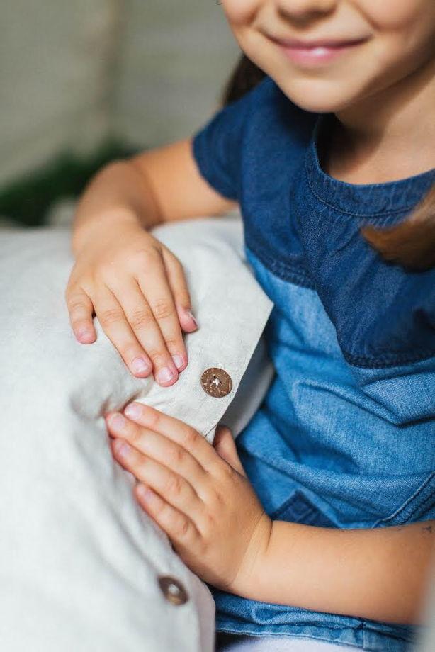 Вигвам детский «силы природы» из плотной натуральной ткани