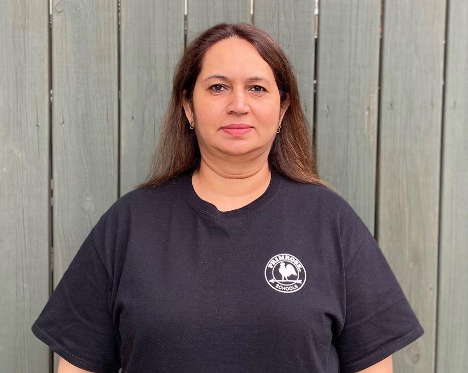 Ms. Muniza , Young Infant Assistant Teacher