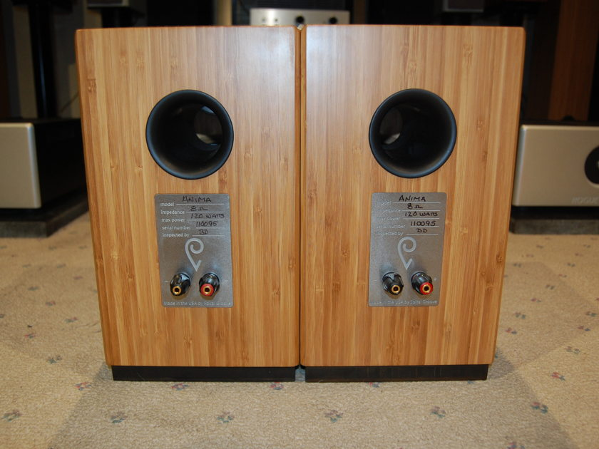Canalis Anima Loudspeakers Dealer Demo
