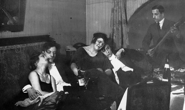 Прогулка с Соней Мармеладовой - история проституции Петербурга до 1917 года