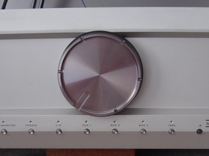 Musical Fidelity hybrid amplifier KW 550