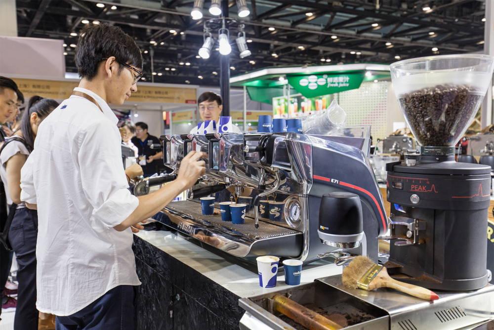 coffee machine business for sale