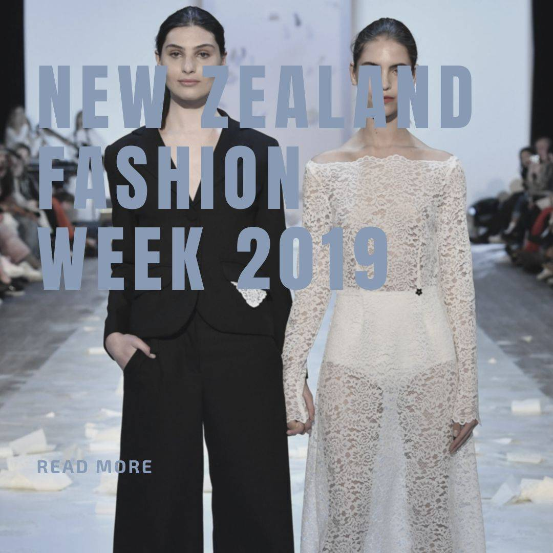 New Zealand Fashion Week 2019