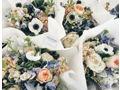 One Seasonal Floral Arrangement