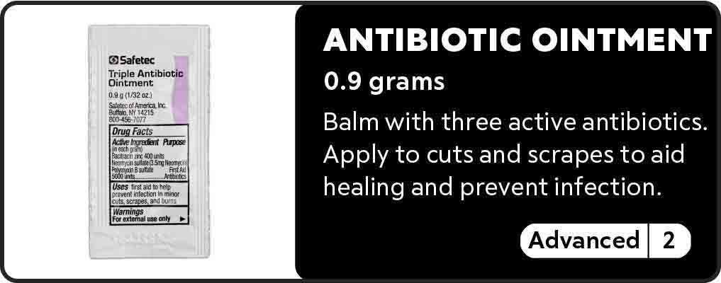 Antibiotic Ointment