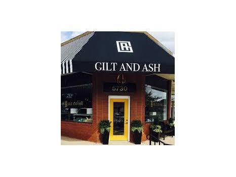 Gilt and Ash Shopping!