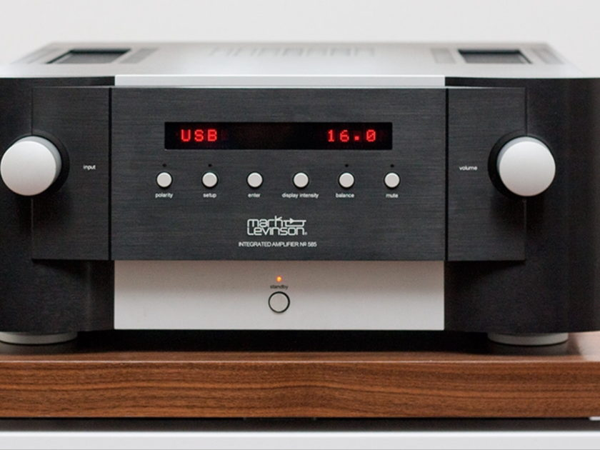 Mark Levinson No 585 Integrated