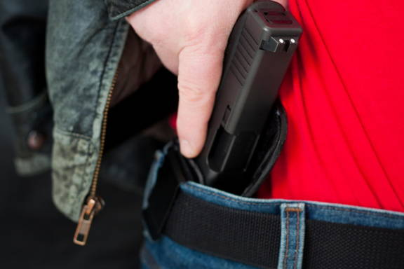 Safely Concealed Carry Gun In public
