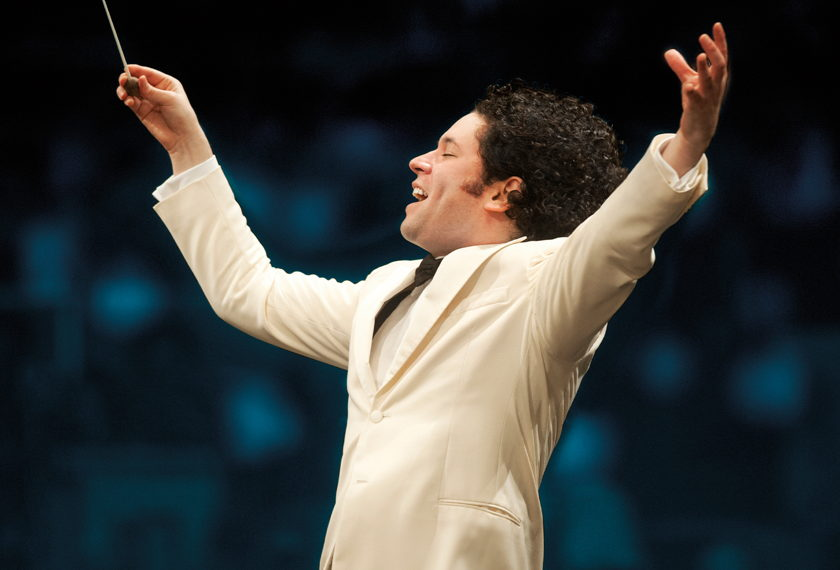 10 Years – Bravo Gustavo!  Dudamel Conducts Rachmaninoff artwork