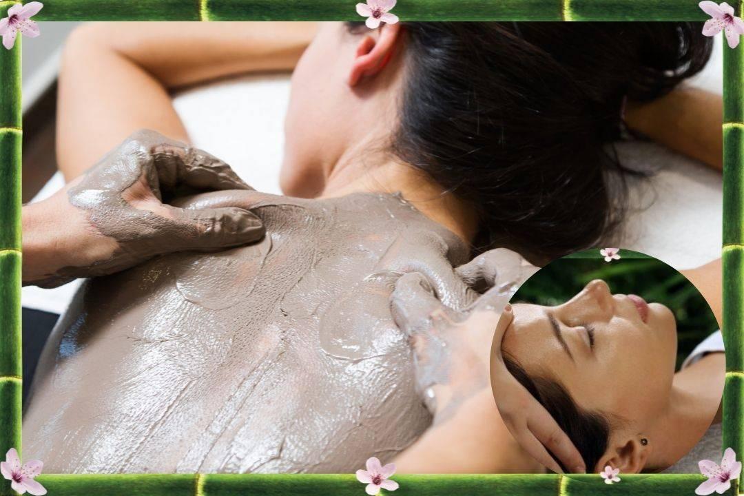 Mud Wrap in Hot Springs, AR  - Thai-Me Spa