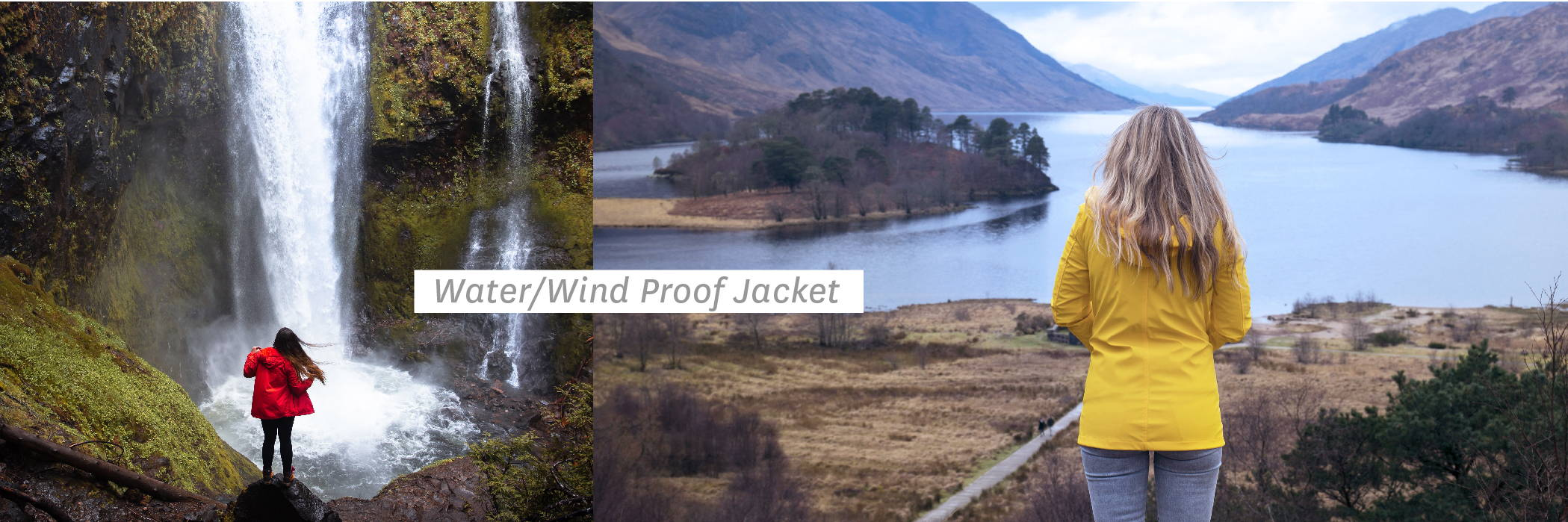 Water/Wind Proof Jacket