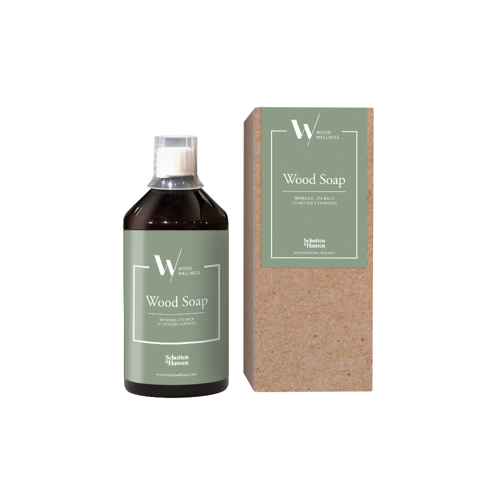 Wood Wellness Wood Soap product image